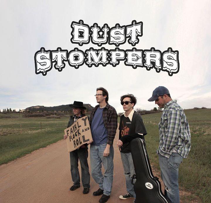 Dust Stompers @ Black Mountain Family Reunion - Guffey, CO
