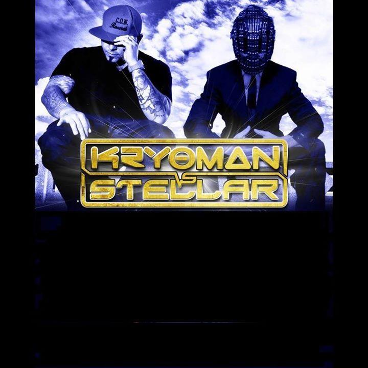 Kryoman Vs Stellar Tour Dates