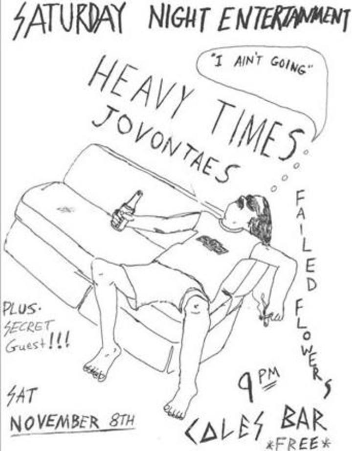 Heavy Times @ Empty Bottle - Chicago, IL