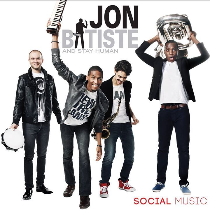 Jon Batiste @ Saratoga Performing Arts Center - Saratoga Springs, NY
