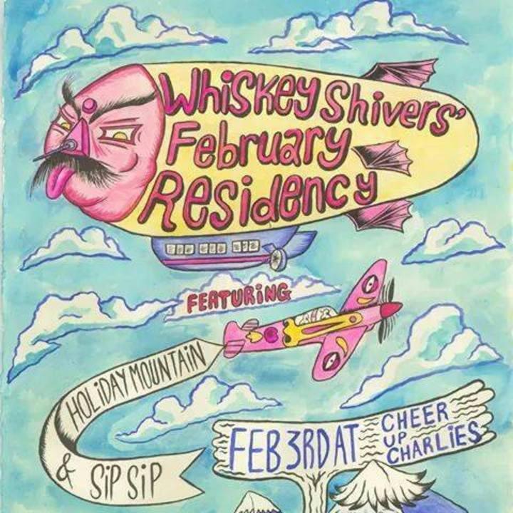 Whiskey Shivers @ Rogue - Scottsdale, AZ