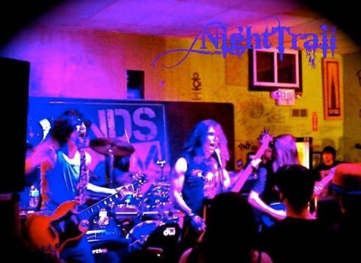 NightTrail @ Sounds Asylum - Middletown, NY