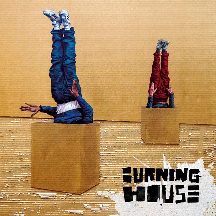 Burning House @ MaMA EVENT - LA BOULE NOIRE - Paris, France