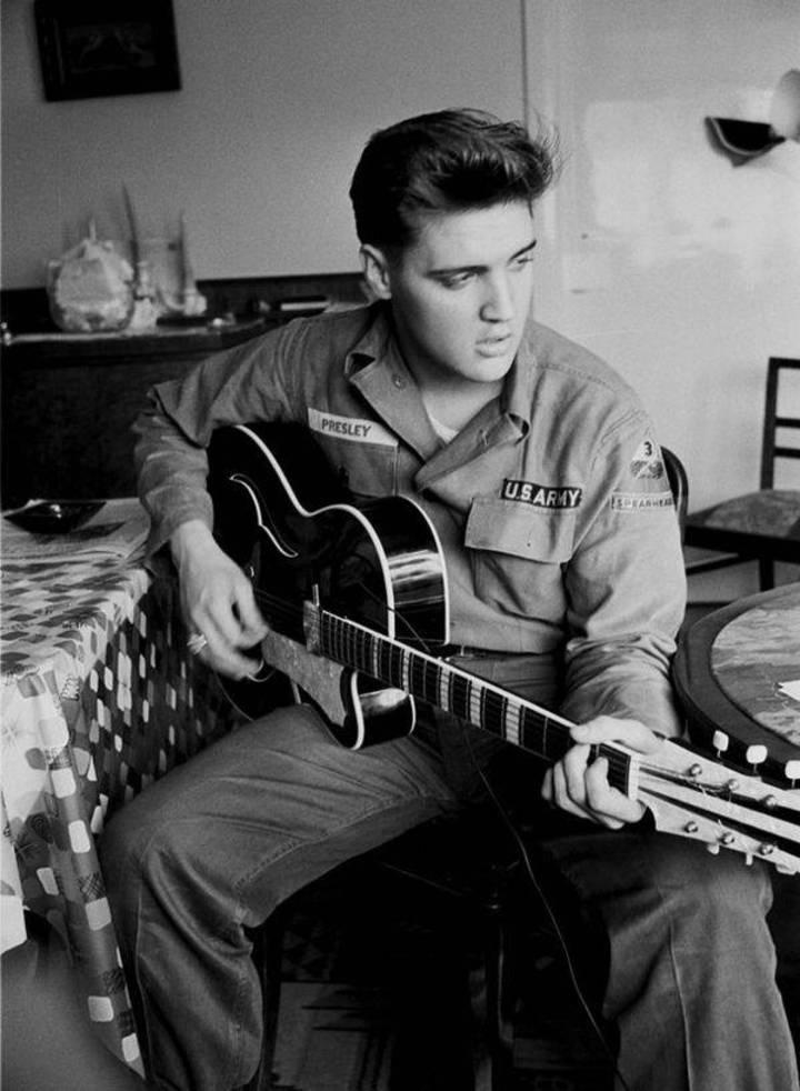 Elvis Presley Tour Dates