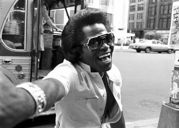 James Brown Tour Dates