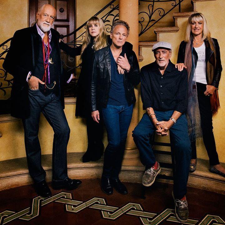 Fleetwood Mac @ Honda Center - Anaheim, CA