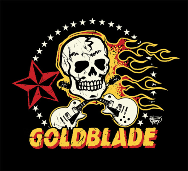 Goldblade @ The Leopard - Doncaster, United Kingdom
