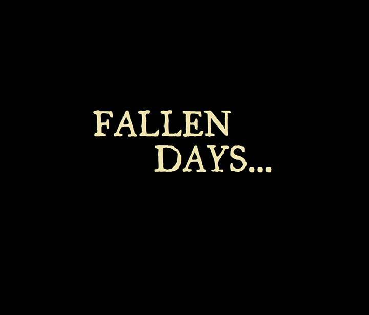 Fallen days Tour Dates