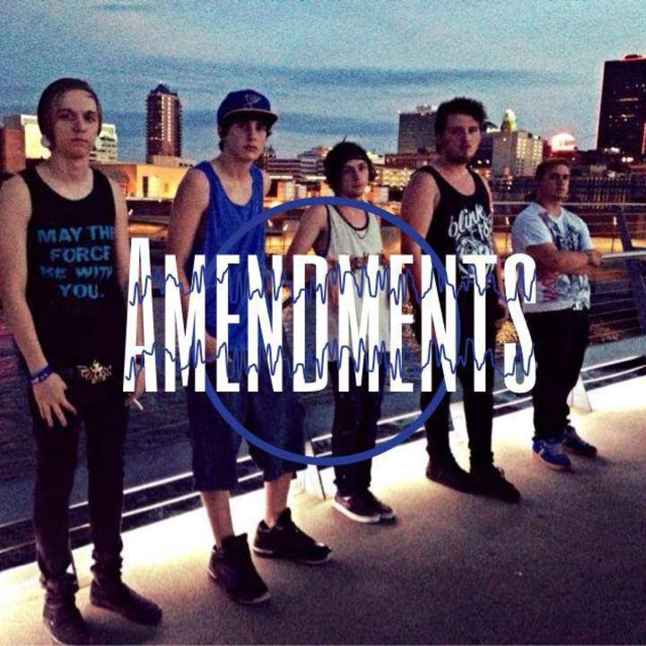 Amendments Tour Dates