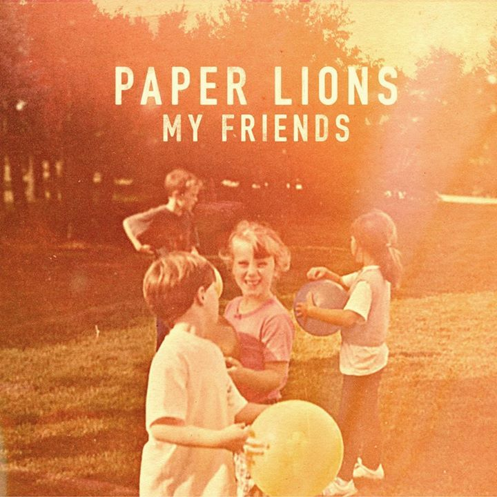 Paper Lions @ The Gateway - Calgary, Canada