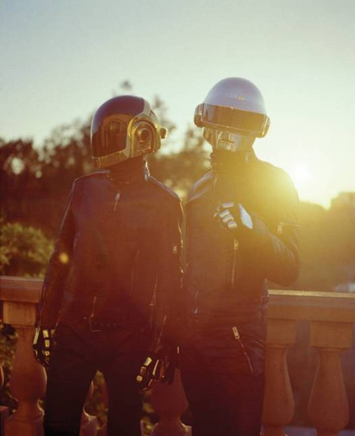 Daft Punk Tour Dates