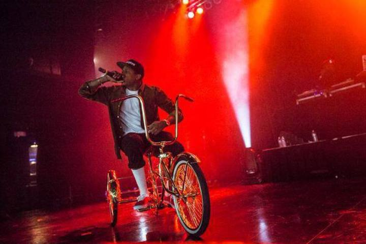 YG @ Riverside Municipal Auditorium - Riverside, CA