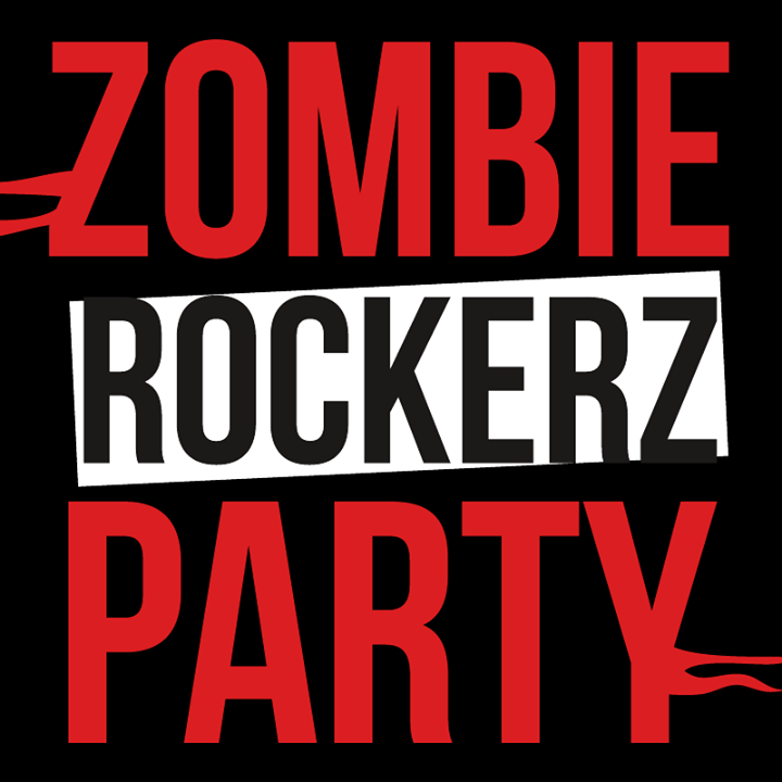 ZOMBIE ROCKERZ PARTY @ Le Splendid - Lille, France