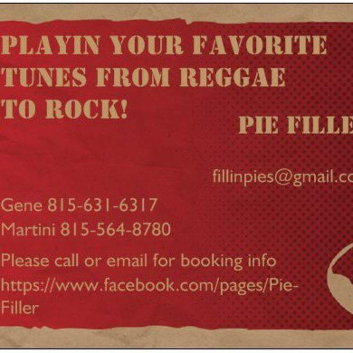 Pie Filler Tour Dates