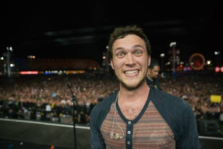 Phillip Phillips @ Aaron's Amphitheatre at Lakewood - Atlanta, GA
