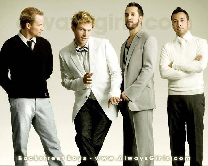 BackStreet Boys Fans Tour Dates