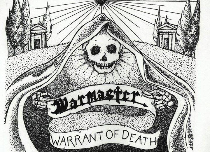 Warmaster Tour Dates