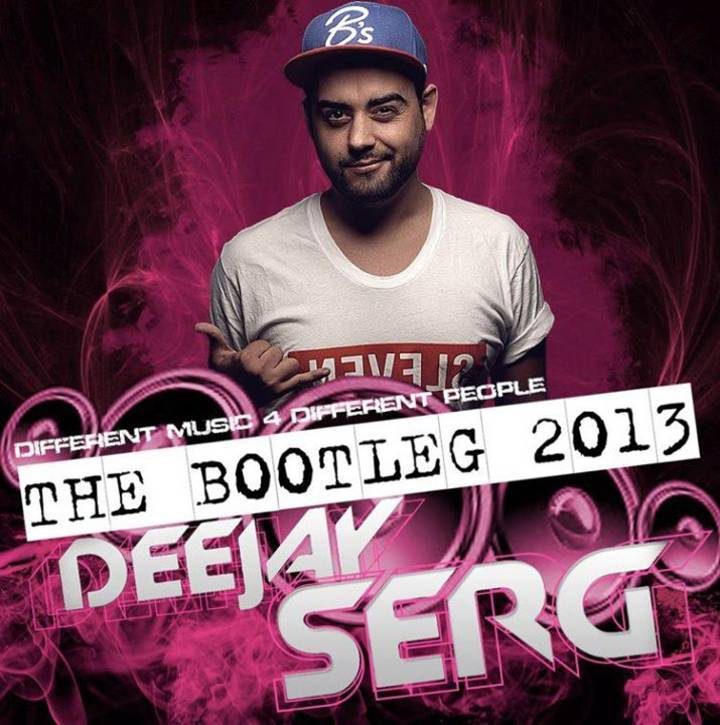 DJ Serg Tour Dates