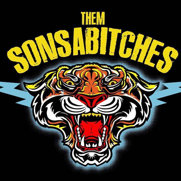 Them Sonsabitches Tour Dates