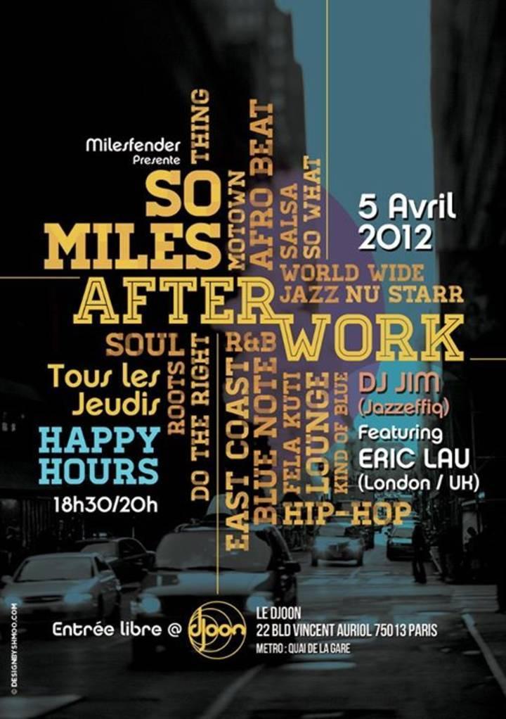 Milesfender Tour Dates