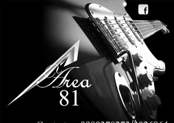 Area 81 Tour Dates