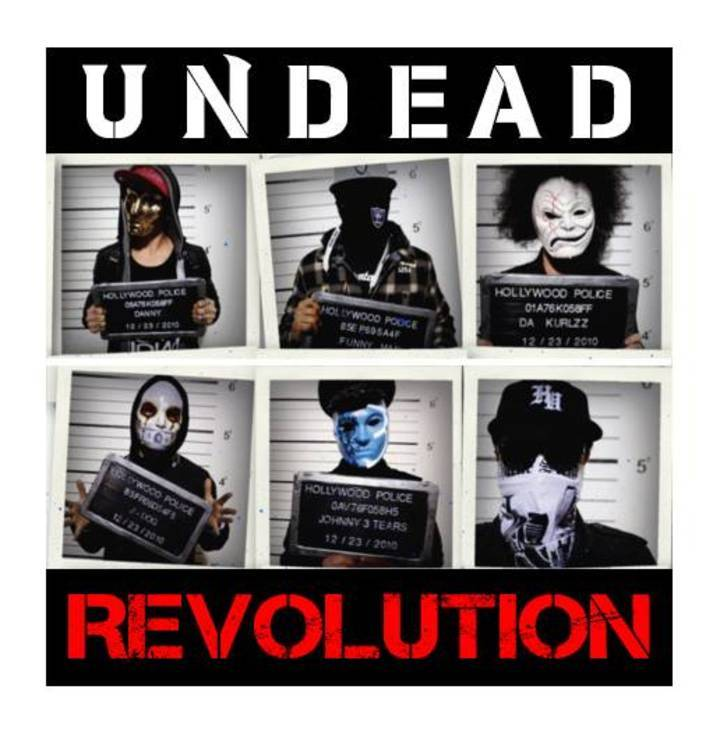 Hollywood Undead Revolution Tour Dates