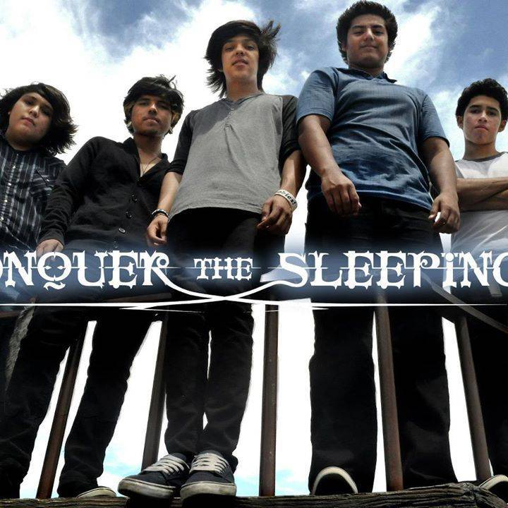 Conquer The Sleeping Tour Dates