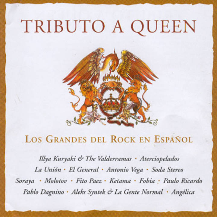 Tributo a Queen Tour Dates