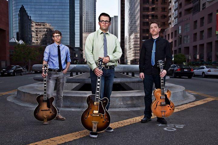 New West Guitar Group @ Descanso Gardens - La Canada Flintridge, CA