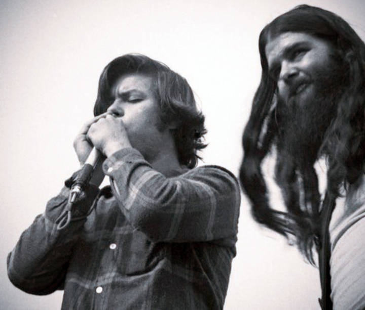 Canned Heat @ Konzert - Zwickau, Germany