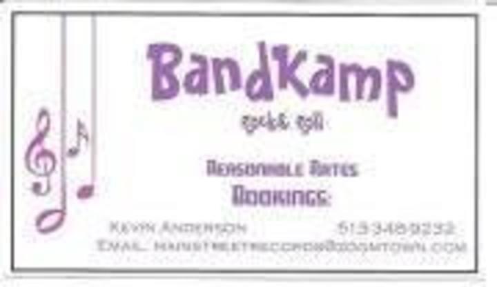 BandKamp Cincinnati Tour Dates