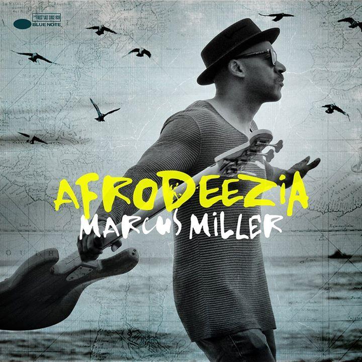 Marcus Miller @ Metropool - Hengelo, Netherlands