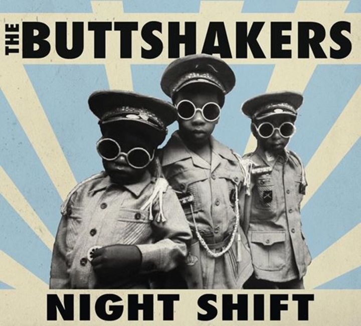 The Buttshakers @ Le Jam - Montpellier, France