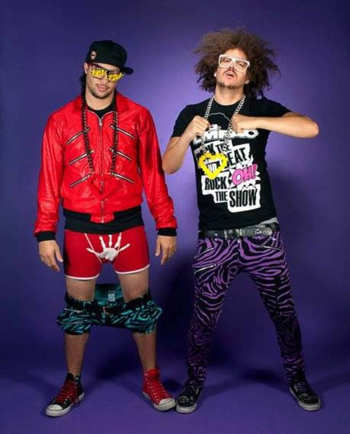 I Like LMFAO Tour Dates