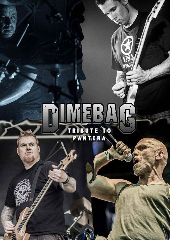 Dimebag Tour Dates