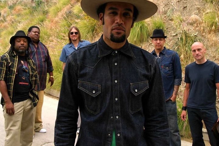 Ben Harper @ The Mountain Winery - Saratoga, CA