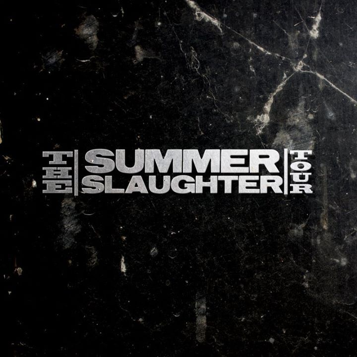 Summer Slaughter Tour @ NV - Knoxville, TN