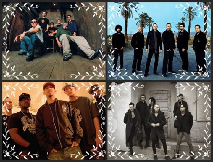 Linkin Park, Dead By Sunrise, Fort Minor 1 Heart Tour Dates