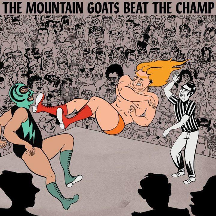 The Mountain Goats @ RECORD BAR - Kansas City, MO