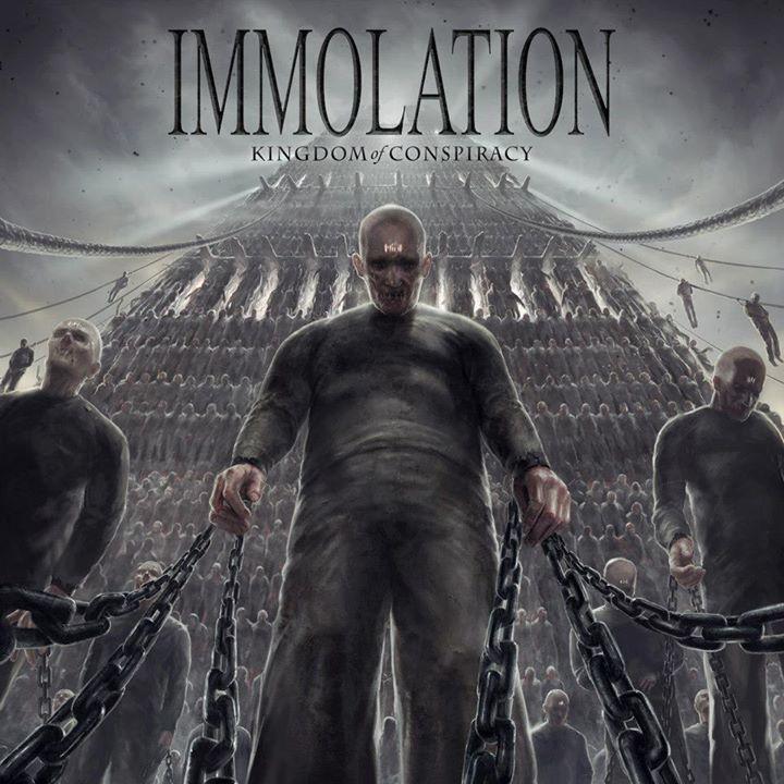 Immolation @ Starlite Room - Edmonton, Canada