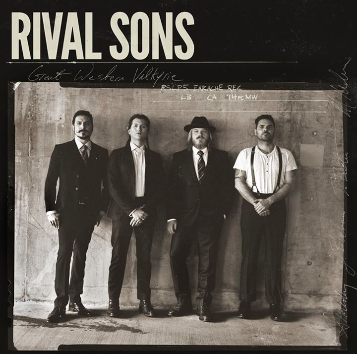 Rival Sons @ Budweiser Events Center - Loveland, CO