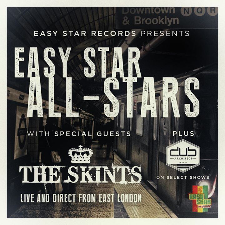 Easy Star All-Stars @ House of Blues - Los Angeles, CA