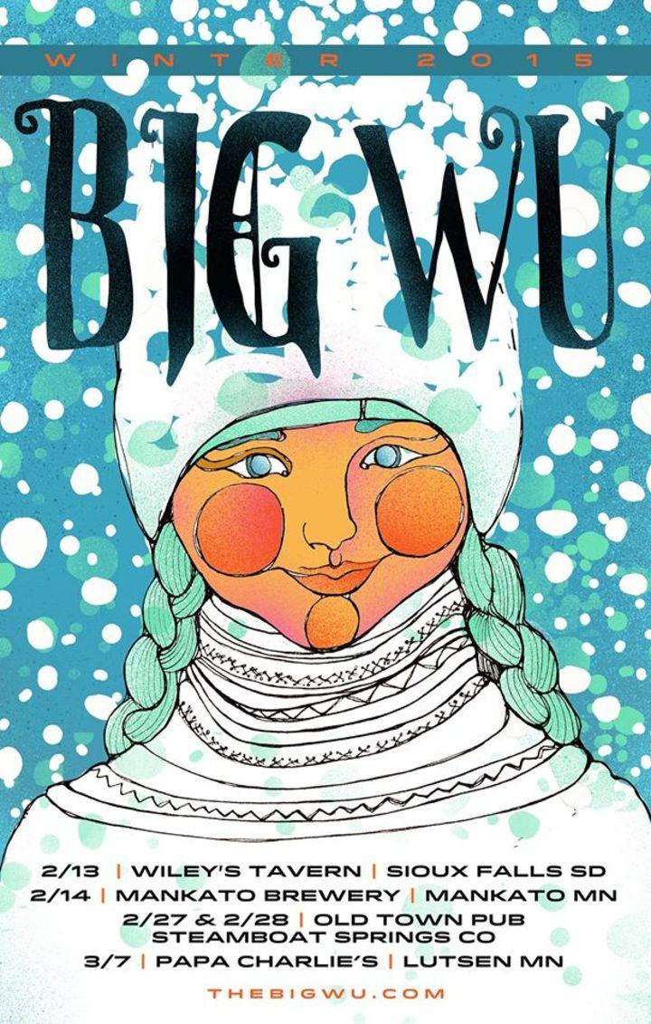 The Big Wu @ The Cabooze - Minneapolis, MN