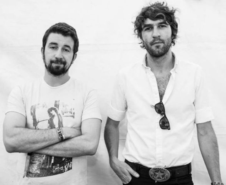 Japandroids @ The New Parish - Oakland, CA