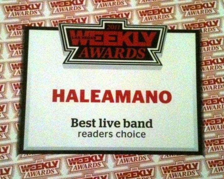 Haleamano @ Hard Rock Live Las Vegas - Las Vegas, NV