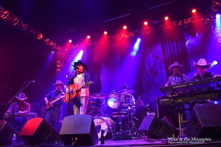 Mike and the Moonpies @ The Parish - Austin, TX