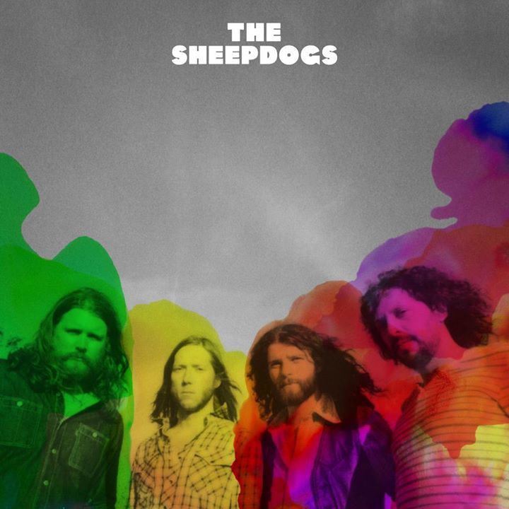 The Sheepdogs @ Rock The Shores - Colwood, Canada