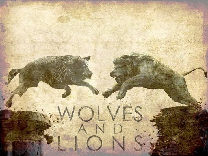 Wolves and Lions Tour Dates