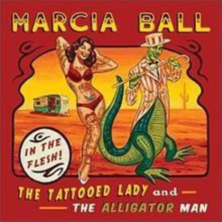 Marcia Ball @ Liberty Hall - Tyler, TX