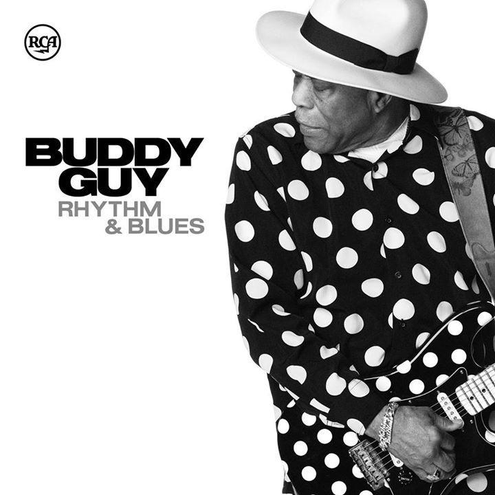 Buddy Guy @ Centrepointe Theatre - Ottawa, Canada